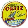 Tonno Alalunga (Bonito del Norte) all'olio d'oliva Ortiz 1825 gr
