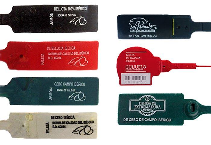 Sigilli del prosciutto iberico, ogni colore identifica una qualità: importante quando si acquista