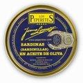 Sardine all'olio di oliva Los Peperetes 150 gr (sardinillas)