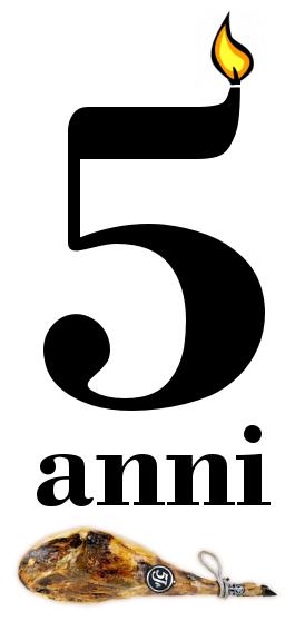 IberGour 5 anni